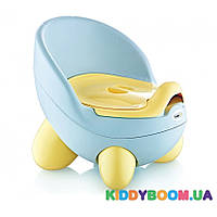 Детский горшок кресло Pasa CM-150 голубой
