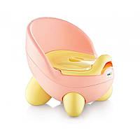Детский горшок кресло Pasa CM-150 розовый