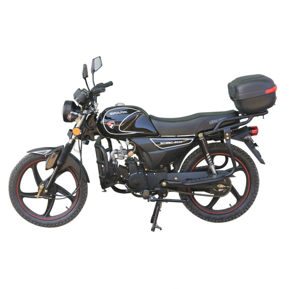 Мотоцикл SPARK SP125C-2CМ, 120 куб.см, двухместный дорожный с Доставкой по Украине
