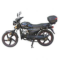 Мотоцикл SPARK SP125C-2СМ, 120 куб. см, двомісний дорожній з Доставкою по Україні