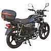 Мотоцикл SPARK SP125C-2СМ, 120 куб. см, двомісний дорожній з Доставкою по Україні, фото 4