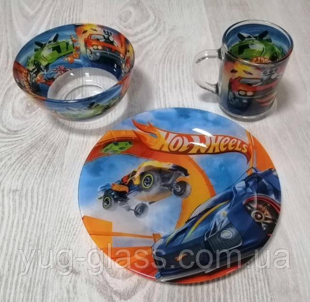 Детская посуда для мальчиков