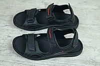 Мужские кожаные сандалии Columbia, фото 1
