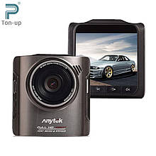 Відеореєстратор Anytek A3 авторегитратор Full HD 1 камера багатофункціональний датчик удару кут огляду 170
