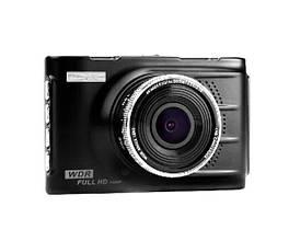 """Відеореєстратор в машину T612 камера в машину 3"""" автореєстратор бюджетний FullHD"""