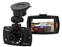 Видеорегистратор автомобильный HD 129 Full HD 1080P одна камера классический