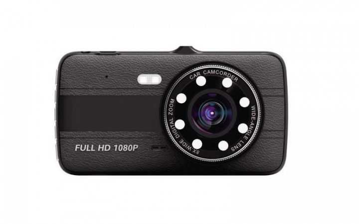 Премиум класа автомобильный видеорегистратор DVR CT520 G-сенсором, поддержкой Full HD 1 камера