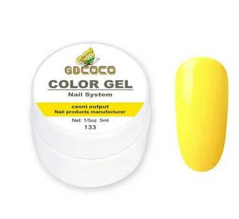 Гель-краска GD COCO №133, 5 мл