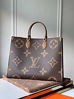 Містка сумка Louis Vuitton ONTHEGO розміру GM (Луї Вітон Онзего) арт. 03-394