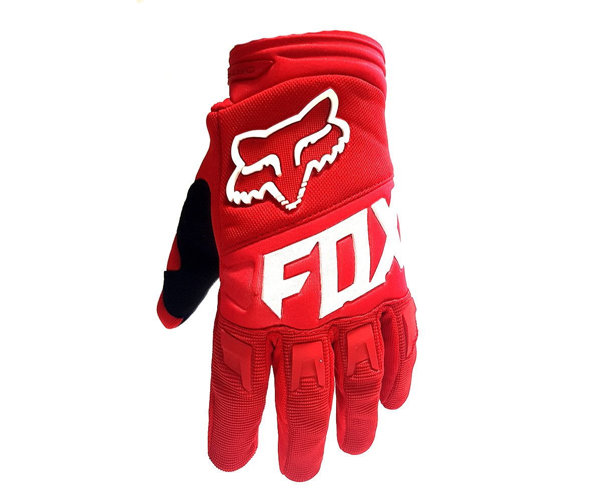 Мотоперчатки FOX Dirtpaw 2020 Red Replica
