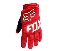 Мотоперчатки FOX Dirtpaw 2020 Red Replica, фото 1