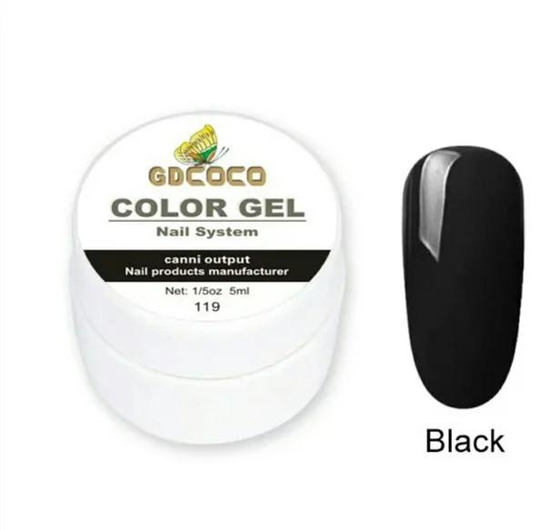 Гель-краска GD COCO №119, 5 мл