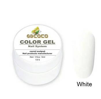 Гель-краска GD COCO №111, 5 мл