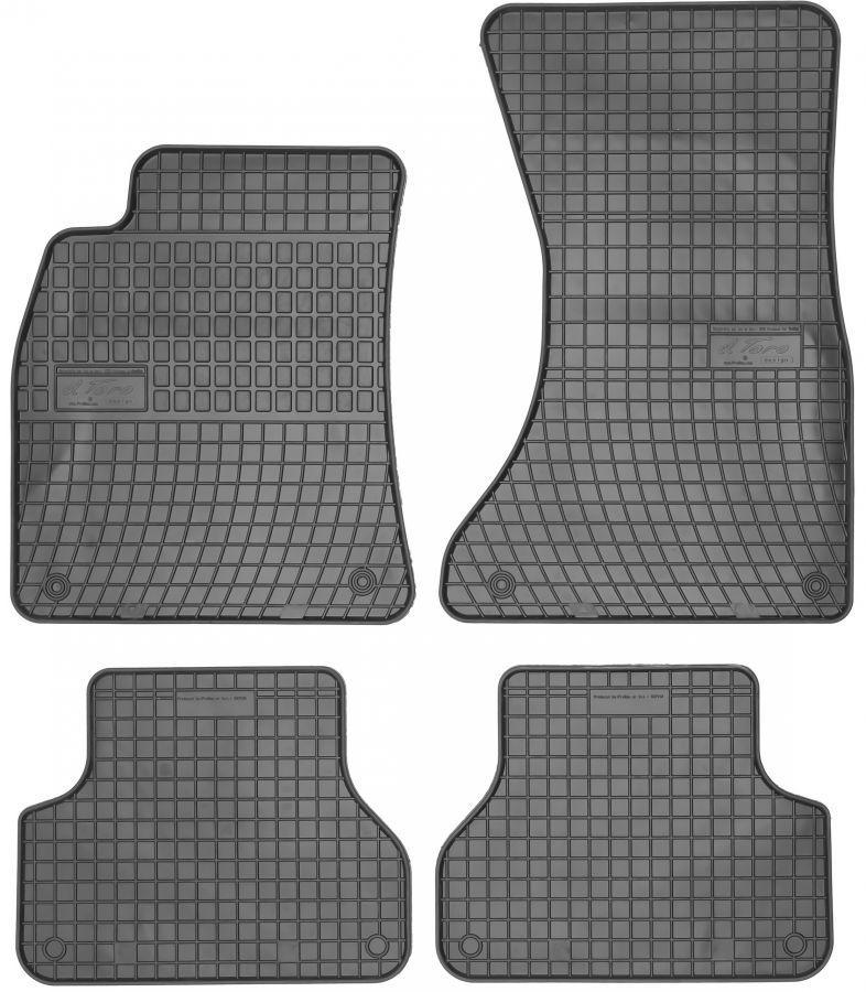 Коври салону резинові Audi A5 II Sportback 2016- Elegant EL 20402287