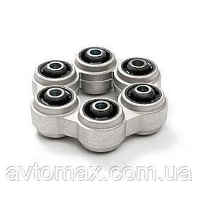 Муфта эластичная ВАЗ 2101-2123 усиленная в алюмин.корпус CS20