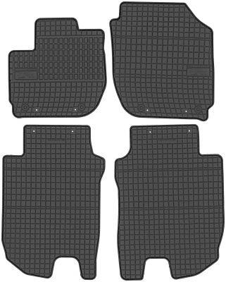 Коври салону резинові Honda HRV II 2015-  Elegant EL 20546757