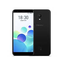 Смартфон с большим дисплеем на 2 сим карты Meizu M8C M810H black (GSM + CDMA) Global Version