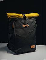 Рюкзак Staff black & yellow, фото 1