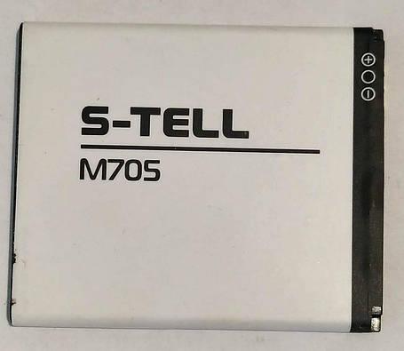 "Акумулятор ""Original"" S-TELL M705 1450mAh, фото 2"