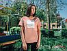 Женская футболка Staff ТВОРИ ДОБРО