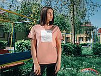 Женская футболка Staff ТВОРИ ДОБРО, фото 1