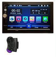 Магнитола мультимедийная 2Din Pioneer 7040CRB USB,SD, Video + пульт на руль