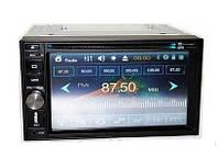 Магнитола в авто 6220 2DIN+GPS Автомагнитола 2DIN сенсорная мультимедийная OS Windows