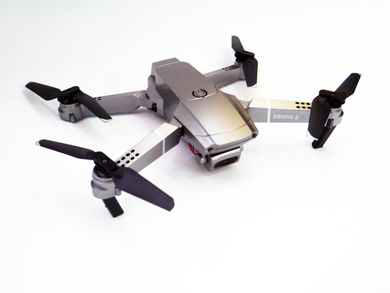 Квадрокоптер E68 WiFi камера складной корпус + кейс