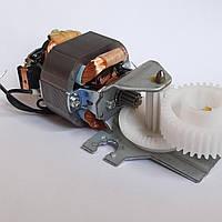 Мотор и редуктор в сборе для кухонного комбайна Philips HR7605.