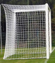 """Футбольная сетка с шнура 2,5мм. """"ЭКОНОМ 1,5"""", ячейка 15см.,глубина 1,5м."""