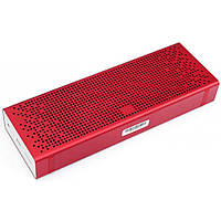 Акустическая система Xiaomi Mi Speaker Bluetooth Red (QBH4105GL)