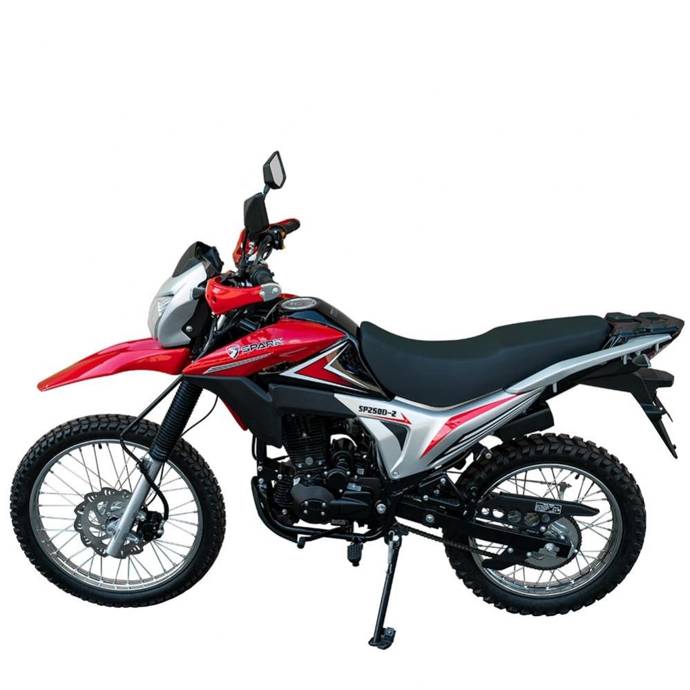 Мотоцикл Эндуро SPARK SP250D-2, 250  куб.см, Бесплатная доставка по Украине