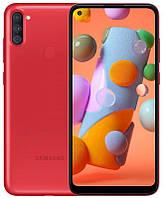 Samsung Galaxy A11 SM-A115 2/32GB Dual Sim Red (SM-A115FZRNSEK)