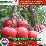 Семена, томат розовый КАСАМОРИ F1 / KASAMORI F1, 1000 семян, ТМ Kitano Seeds,, фото 2