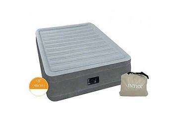 Intex 67770, надувная кровать 152х203х33 см