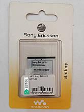 АКБ Sony Ericsson BST-36