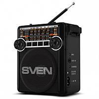 Радиоприемник Sven SRP-355 Black UAH