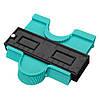 Измерительный контур WOLFCRAFT для копирования изгибов и форм, Копировальный профиль, Шаблон для измерения, фото 7
