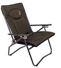 Кресло карповое, рыбацкое, садовое складное Elektrostatyk F9