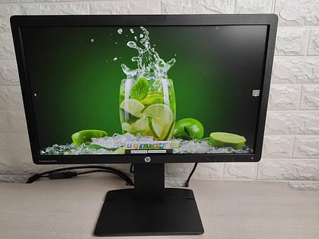 """Монитор 22"""" HP E221C IPS LED 1920x1080 DVI VGA DP USB динамики микрофон WEB-cam FULL HD, фото 2"""