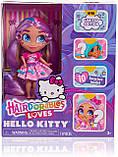 Кукла Хэрдораблс Хеллоу Китти Hairdorables Loves Hello Kitty, фото 2