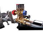 Газорезательная машина на рельсах HUAWEI CG1-30 для прямой резки металла толщиной 6-100 мм, фото 5