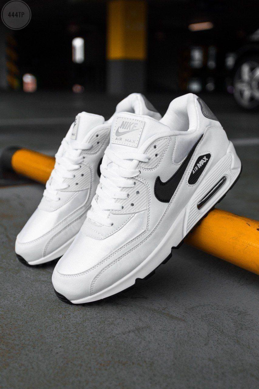 Мужские кроссовки Nike Air Max 90 White/Black