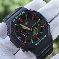 Часы Casio G-Shock GA-2100TH-1ADR Carbon Core Guard, фото 1