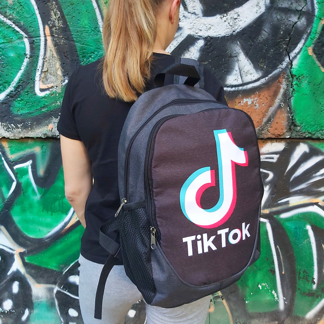 Рюкзак молодіжний ТикТок