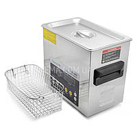 Ультразвуковая ванна BAKU BK-2000 с функцией дегазации жидкости (3.2L, 120W, 40 kHz, подогрев до 80°C)