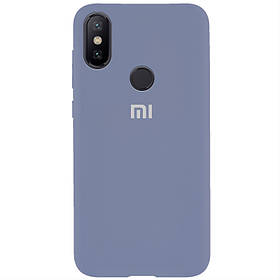 Чохол Silicone Cover Full Protective (AA) для Xiaomi Redmi Note 6 Pro.
