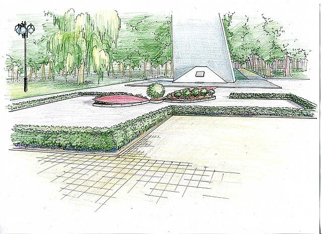 Садово парковый дизайн