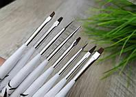 Набор кистей для рисования на ногтях китайской росписи 8шт