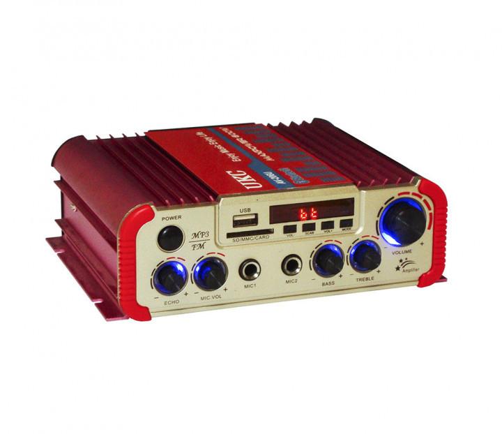 Усилитель звука UKC AV-206U с Bluetooth